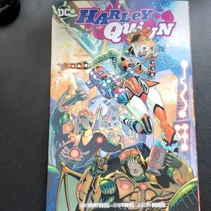 Volume 1 DC Comics Harley Quinn